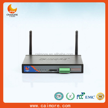 Firewall,QoS,VPN,WiFi 802.11b/g/n Function and Industrial Application 3.75g HSPA+ router