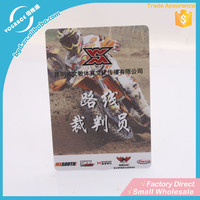 Hot Sale Cheap Plastic Sport Trading Cards