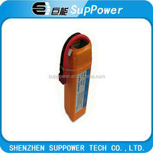 14.8V rechargeable battery rc airplane p-38