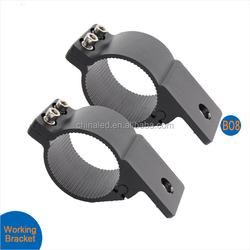 Car Accessory for Front Bumper Bracket/Support Holder Bracket for Light Bar Aluminum Alloy 3 inch Lamp Stay for Auto Car