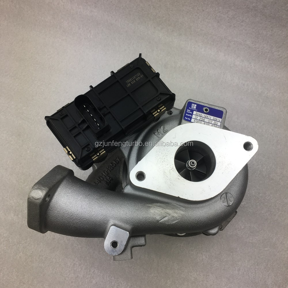 Turbocharger Used For: Bv40 Turbo 14411-3xn1a 53039880268 53039700373 14411-3xn3a