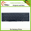 Genuine Original New Laptop keyboard for Lenovo Y570 Keyboard 25011801 MP-10K53US-686