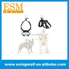 Hot selling Accessories for gopros dog leash harness for Chest Strap Belt Mount for GoPros Heros hot sale gopros dog harness