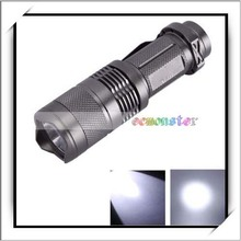 For Sacred Fire Nf-555 350LM 3-Modes 3W Flashlight Electric Torch