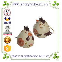 factory custom-made handmade carved fashion polyresin toy rooster