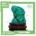 Venta al por mayor precio perfecto orientales de calidad espécimen mineral, de color turquesa, piedra de color turquesa
