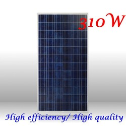 solar panel battery with built in inverter solar panel solar panel wholesale solar panel production line 300W poly