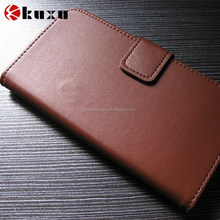 Wholesale fresh pouch pocket style high quality leather case for iphone6