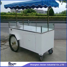2015 chinese popular JX-CR200 mobile food catering vans