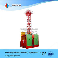 Building Construction Materials Lift SS100/100