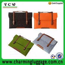 Felt carry sleeve bag case cover bag laptop