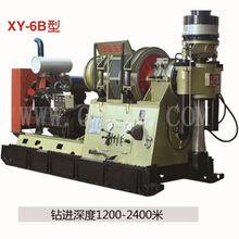XY-6B drilling machine