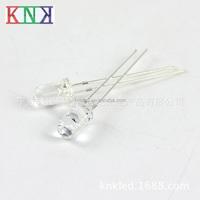 5mm led white round
