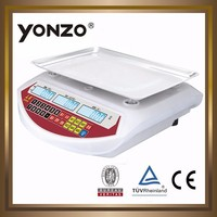 30kg,35kg ,40kg table top new balance scales digital