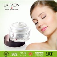 Skincare treatment collagen cream for face
