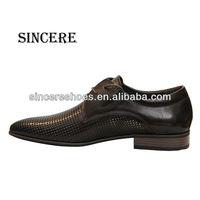 Brand New Man Genuine Leather Oxfords Dress Shoe