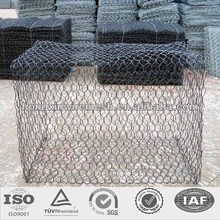 Factory supply galvanized square welded gabion box,welding galvanized gabion wall gabion box stone cage