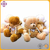 Top selling various color fashion stuffed teddy bear plush toy large size teddy bear