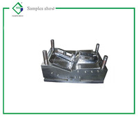 High quality plastic child step stool mould