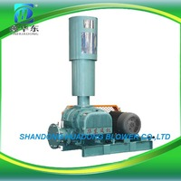 Industrial blower fan with SIEMENS explosive proof motor for biogas boosting