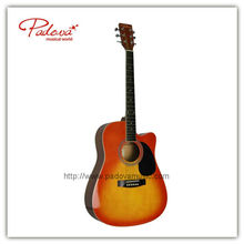 Guitarra acústica de alta calidad