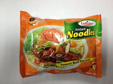 instant noodle tomato beef flavour from china
