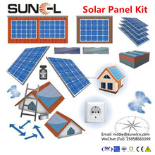 255W solar pane produced by SUNEL
