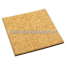 Sound Insulation Shockproof Rubber Backing Commercial Carpet