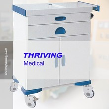 THR-ZY103 Hospital Medicine Trolley Cart