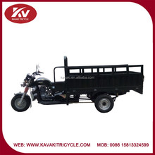 Wholesale hot selling air-cooled 150cc/200cc powerful family tricycle/motorcycles