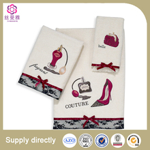Quick-dry Soft hand embroidery handkerchief