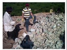 copper ore, copper,