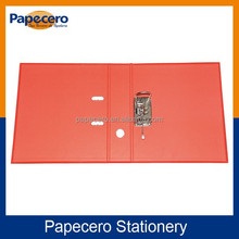 2015 New Office Stationery 2 Hole Ring Binder Plastic Paper File Folder
