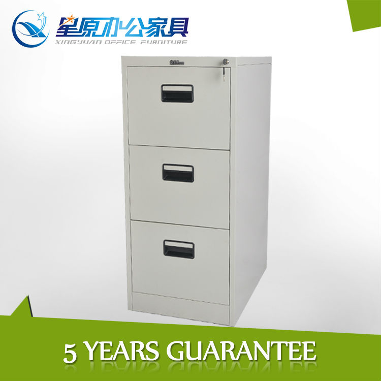 Low metal file office furniture for storage clothes