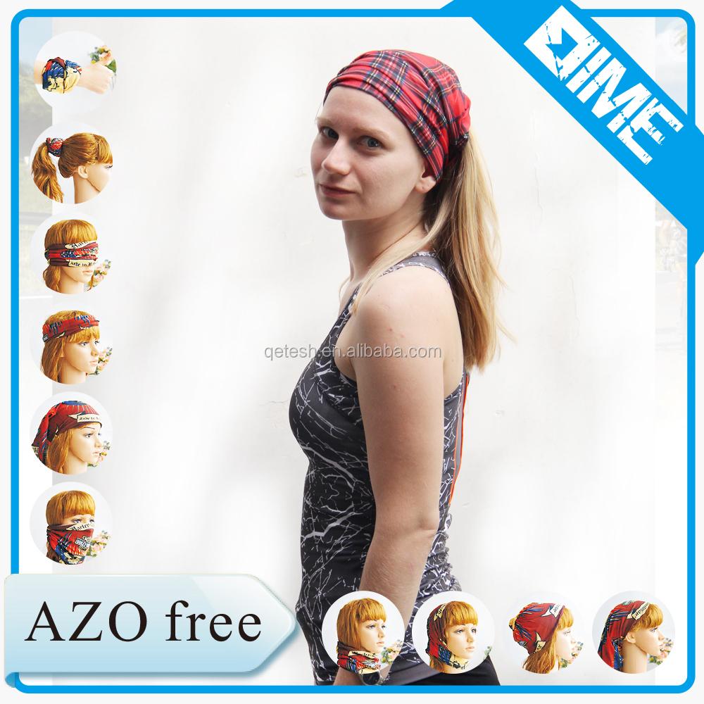 Magic 2016 Multifunctional Seamless Wear Head Bandanas ...