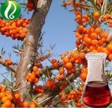 Food grade Organic Sea buckthorn Fruit Oil for softgel