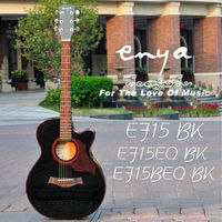 Enya Acoustic guitar E15 Series,names of stringed instruments