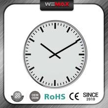 Top Selling Custom Metal Led Digital Clock Wall Mounted
