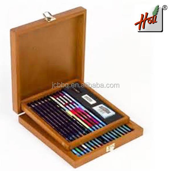 Painting box ...  sc 1 st  Alibaba & Wholesale Art Watercolor Painting Wooden Box /wooden Painting Case ...