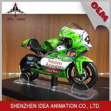 Cina mercato all'ingrosso 1:24 motocicli raccolta di giocattoli