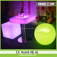 hot sale led furniture