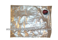 cooking oil bag/plastic oil packaging /oil bag in box