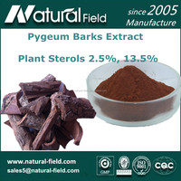 CITES Sole China Supplier Plant Sterols 2.5%, Pygeum Bark Extract