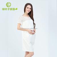 elegant custom-made sexy evening dresses for pregnant women BK058