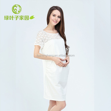 elegant custom-made sexy evening dresses for pregnant women BK058