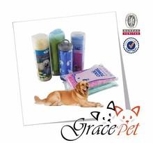 Microfiber dog washing dry pet towel