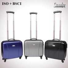 new fashion style 100% PC polycarbonate wheeled valise