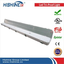 2014 new! 120CM 50w tri-proof lights AC90-277V 3600LM high lux