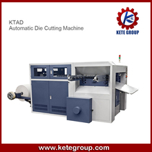 Hot Sell India Paper Cup Die Cutting Machine For Sale