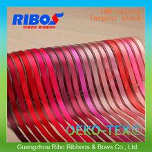 100% Eco-Friendly Materials Red Ribbon Birthday Cake